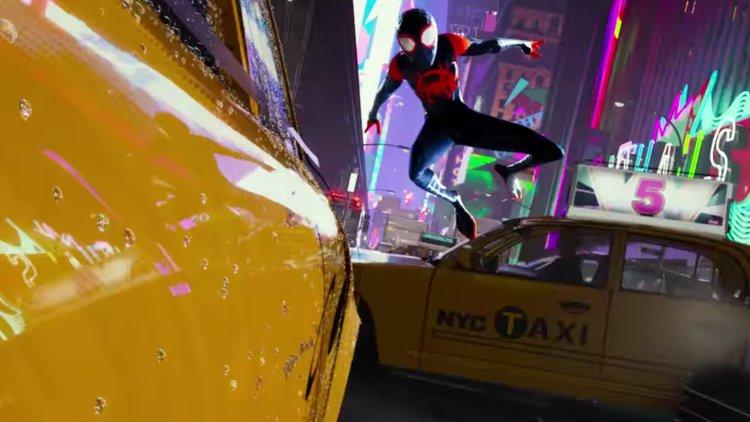 Sony nos sorprende con el primer trailer de Spiderman: Into the ...